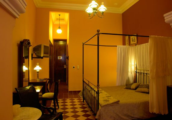 Suite- Santa Isabel, Luxury Hotel in Cuba