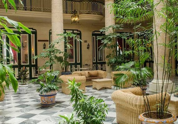 hotel-florida-Luxury Hotels Cuba
