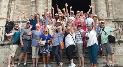 Luxury Vacation Cuba-VIP groups to Cuba