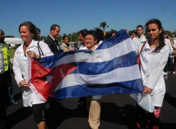 Cuban doctors-Travel to Cuba