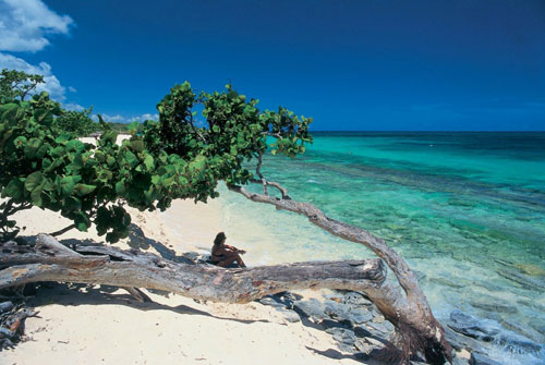Luxury vacation-Cuban beaches
