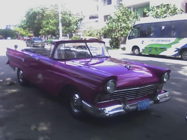 Cuba Cars-Cuba Vacation